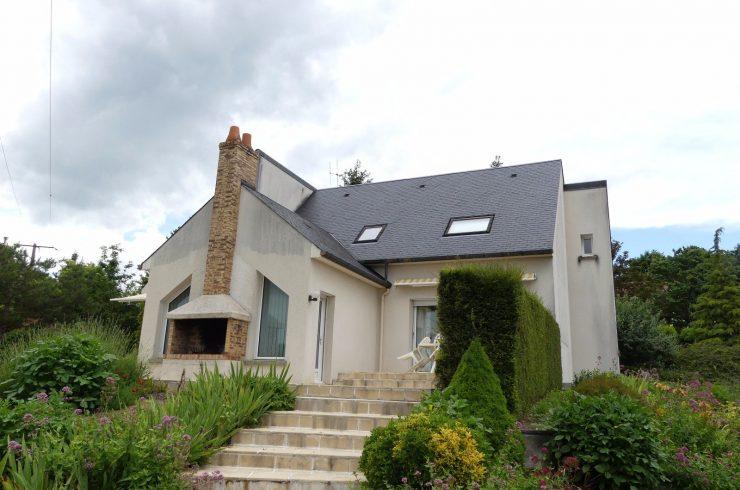 LIGUEIL – Maison d'Architecte 8 pièces – Vue exceptionnelle