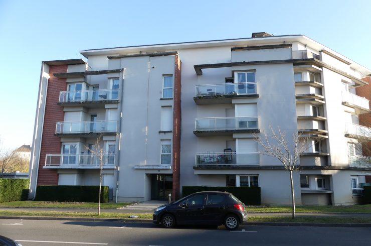 TOURS Maginot – Appartement T4 avec garage double