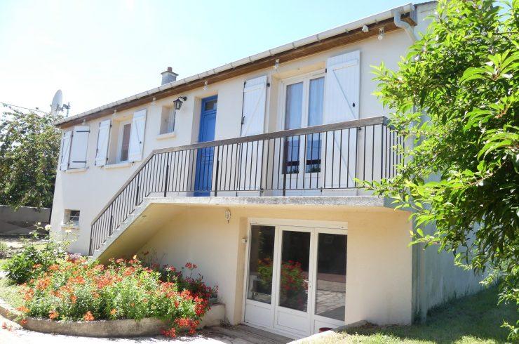 VENDUESVRES – Maison T5 avec terrain de 1100 m²