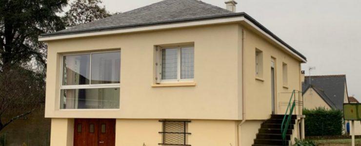 Sous compromisESVRES – Maison T3 – Terrain de 850 m²
