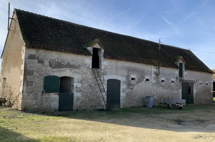 EXCLUSIVITÉSUBLAINES – Grange à rénover 146 m²