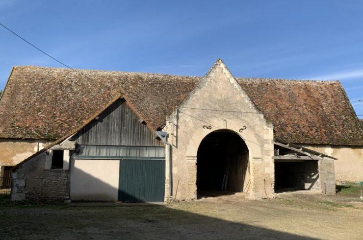 EXCLUSIVITÉSUBLAINES – Grange à rénover 282 m²