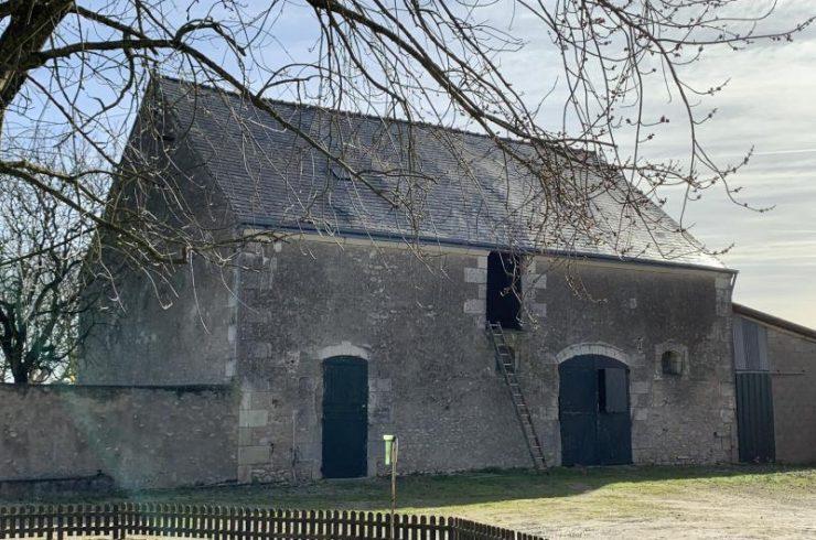 EXCLUSIVITÉSUBLAINES – Grange 133 m² à rénover