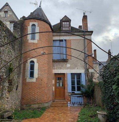 CORMERY – Maison 5 chambres 155 m²
